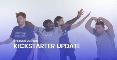 Kickstarter Update 1