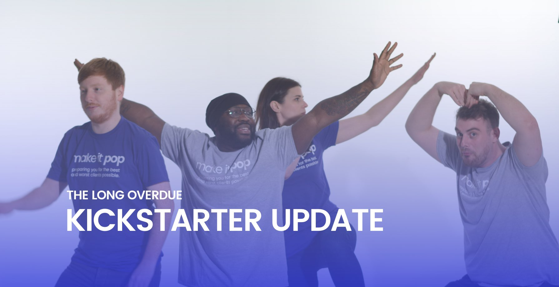 Kickstarter Update 13