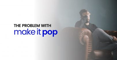 The Problem with make it pop 5
