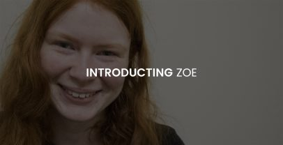 Introducing Zoe 1