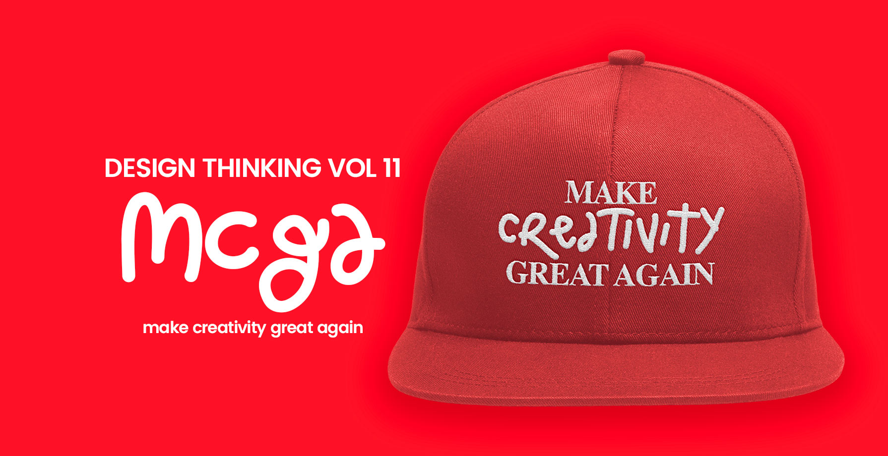 make creativity great again!