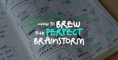 How to Brew The Perfect (Brain)Storm 1