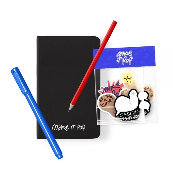 Design Kit + Stickers 3