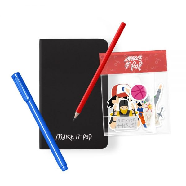 Design Kit + Stickers 2