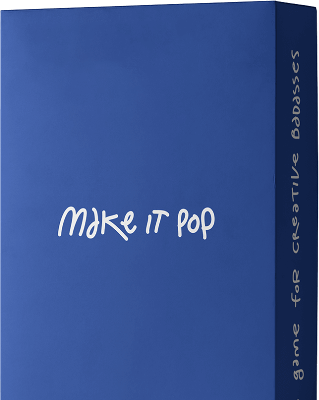 make it pop: The #1 Design Thinking Card Game 1